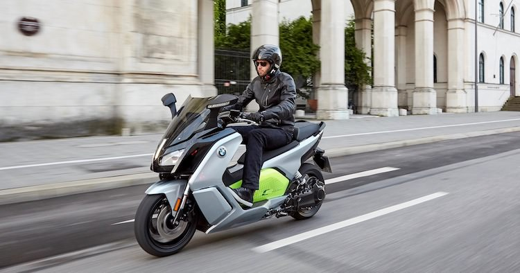 BMW C Evolution prijs