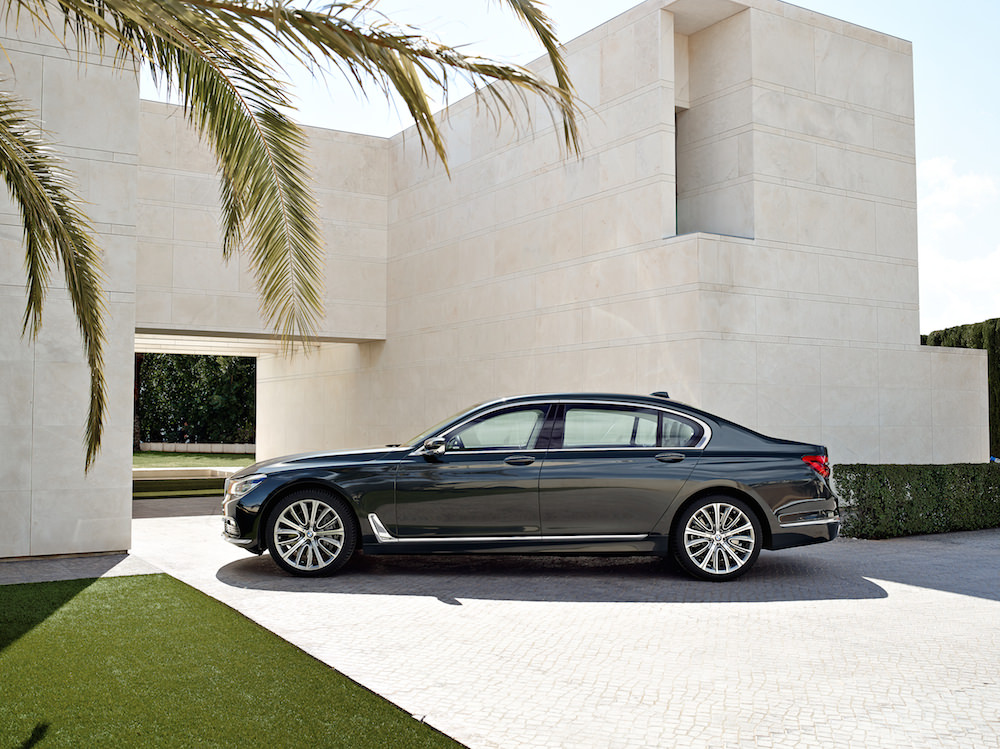 BMW 7 Plug-in Hybrid