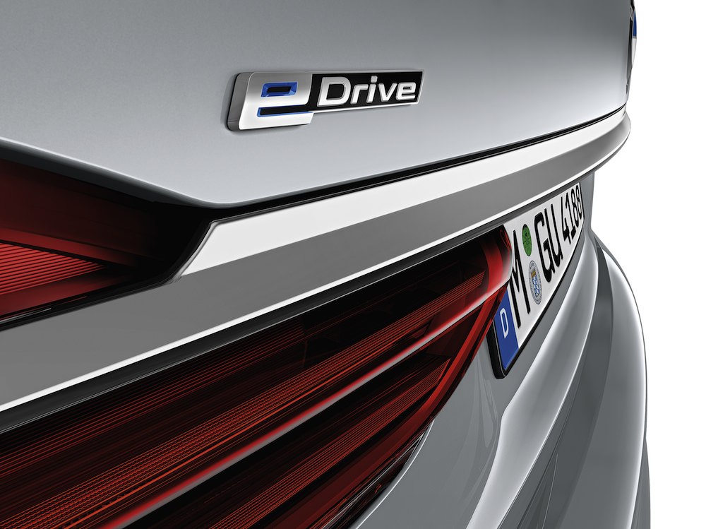 eDrive badge