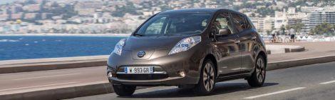 Nissan LEAF: prijs & specs