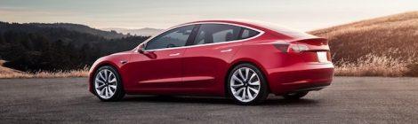 Tesla Model 3 prijs en opties