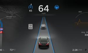 Model X Autopilot