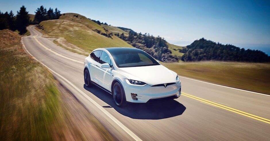 Tesla Model X prijs en prestaties