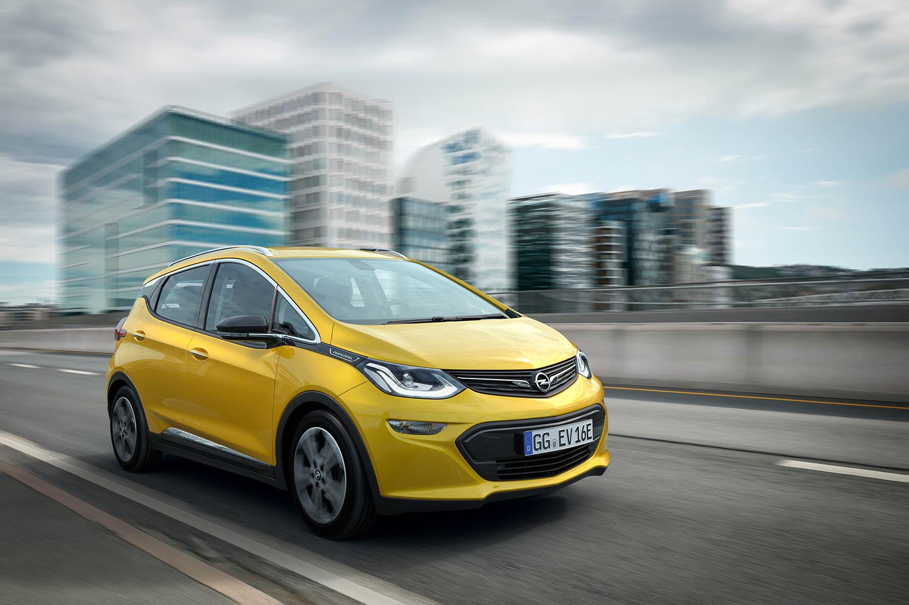 Opel Ampera-e: The Range Champion