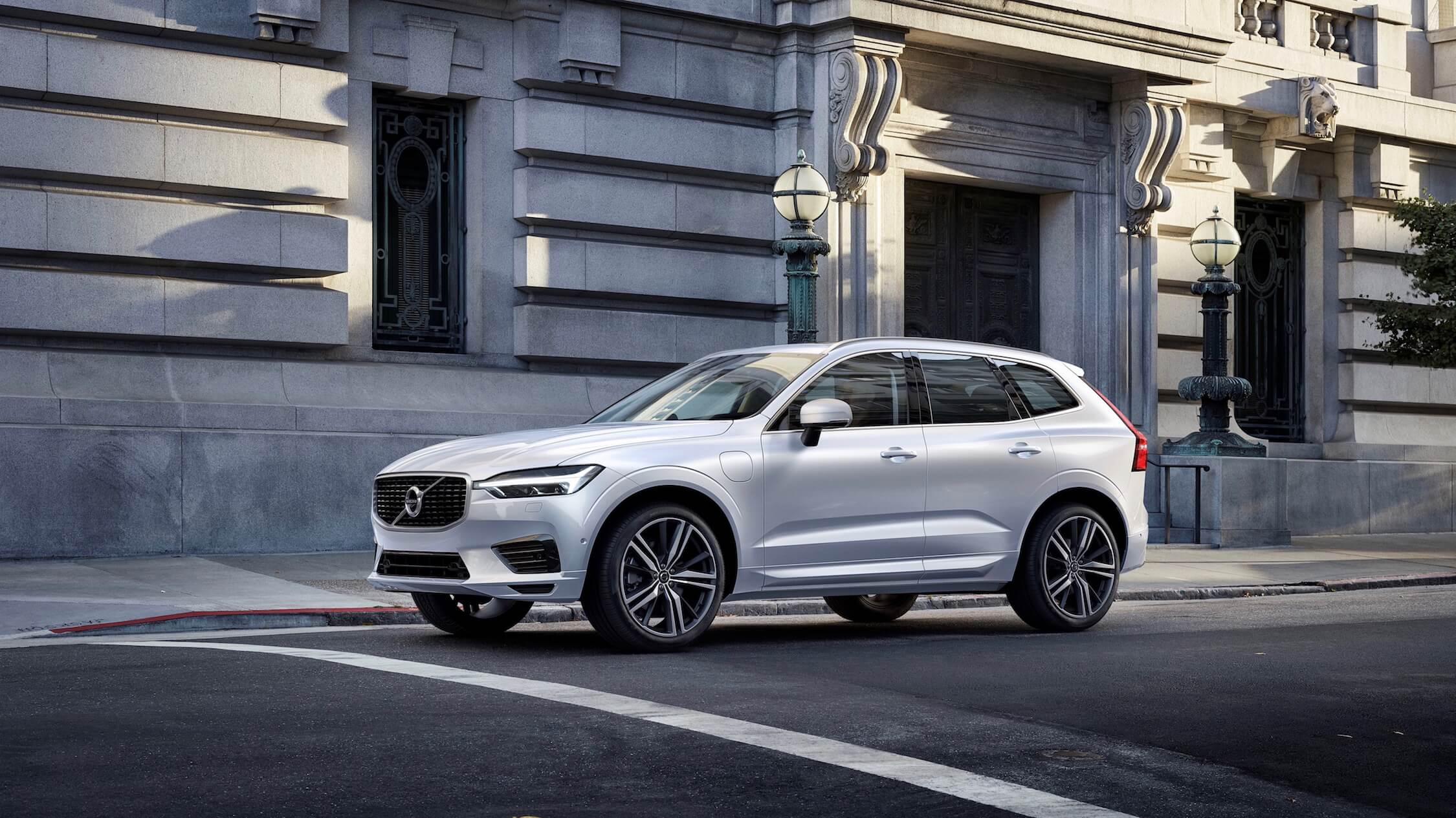 Volvo XC60 T8 Twin Engine wit