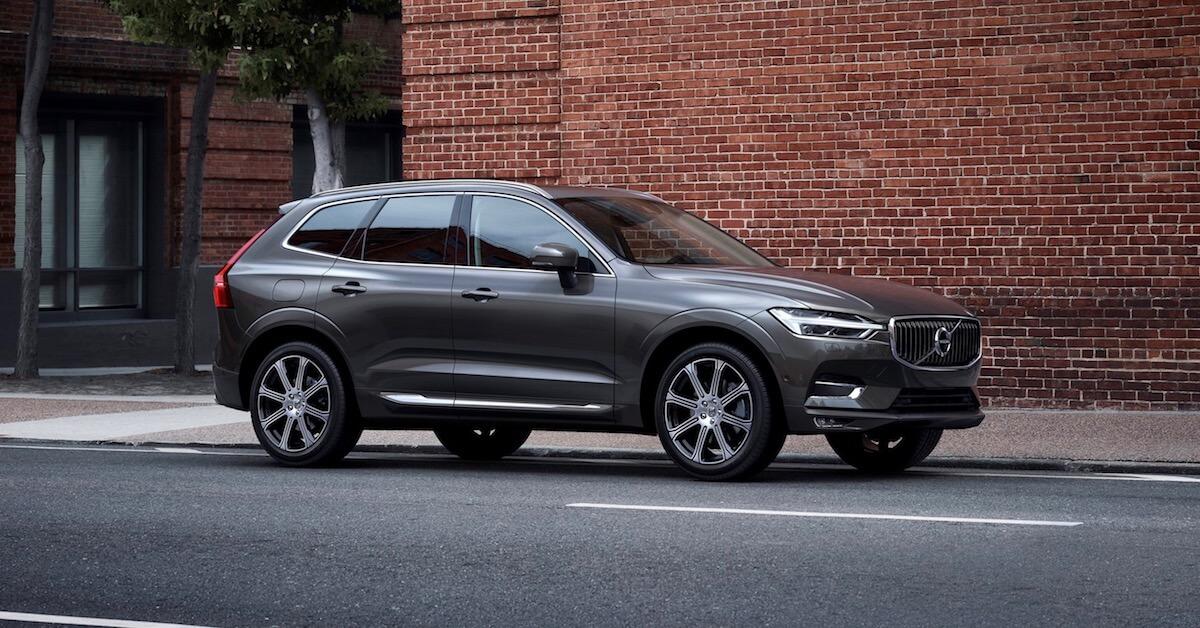 Volvo XC60 hybride 2020