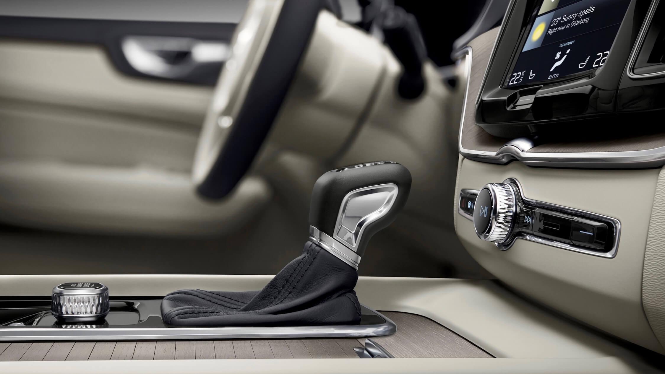 Volvo XC60 versnellingspook