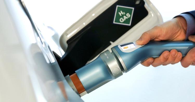 waterstof tanken video