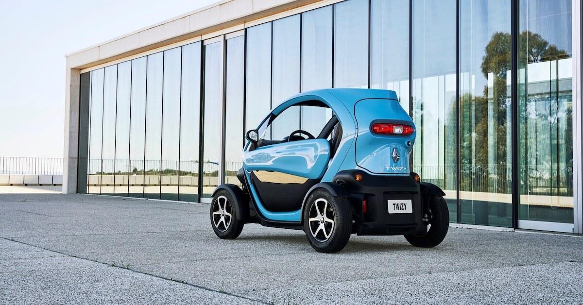elektrische Renault Twizy