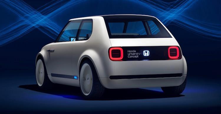 Honda Urban Ev Deze Elektrische Stadsauto Krijgt Productie In 2019
