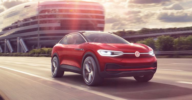 VW ID Crozz