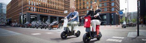 elektrische opvouwbare scooter FT