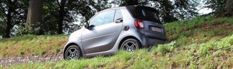 Goedkoopste elektrische auto Smart