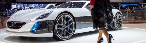 elektrische auto Geneva 2018
