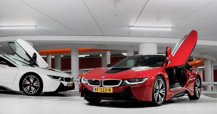 Patreon BMW i8