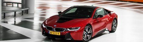 Patreon BMW i8 FT