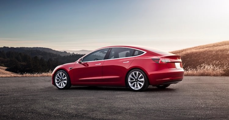 Tesla Model 3 leveringstermijn 2019