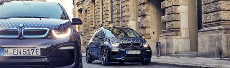 BMW i3 actieradius 2019