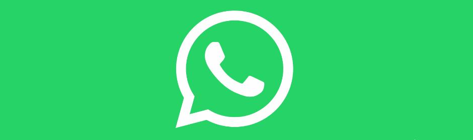 Ons nieuws ontvangen via Whatsapp