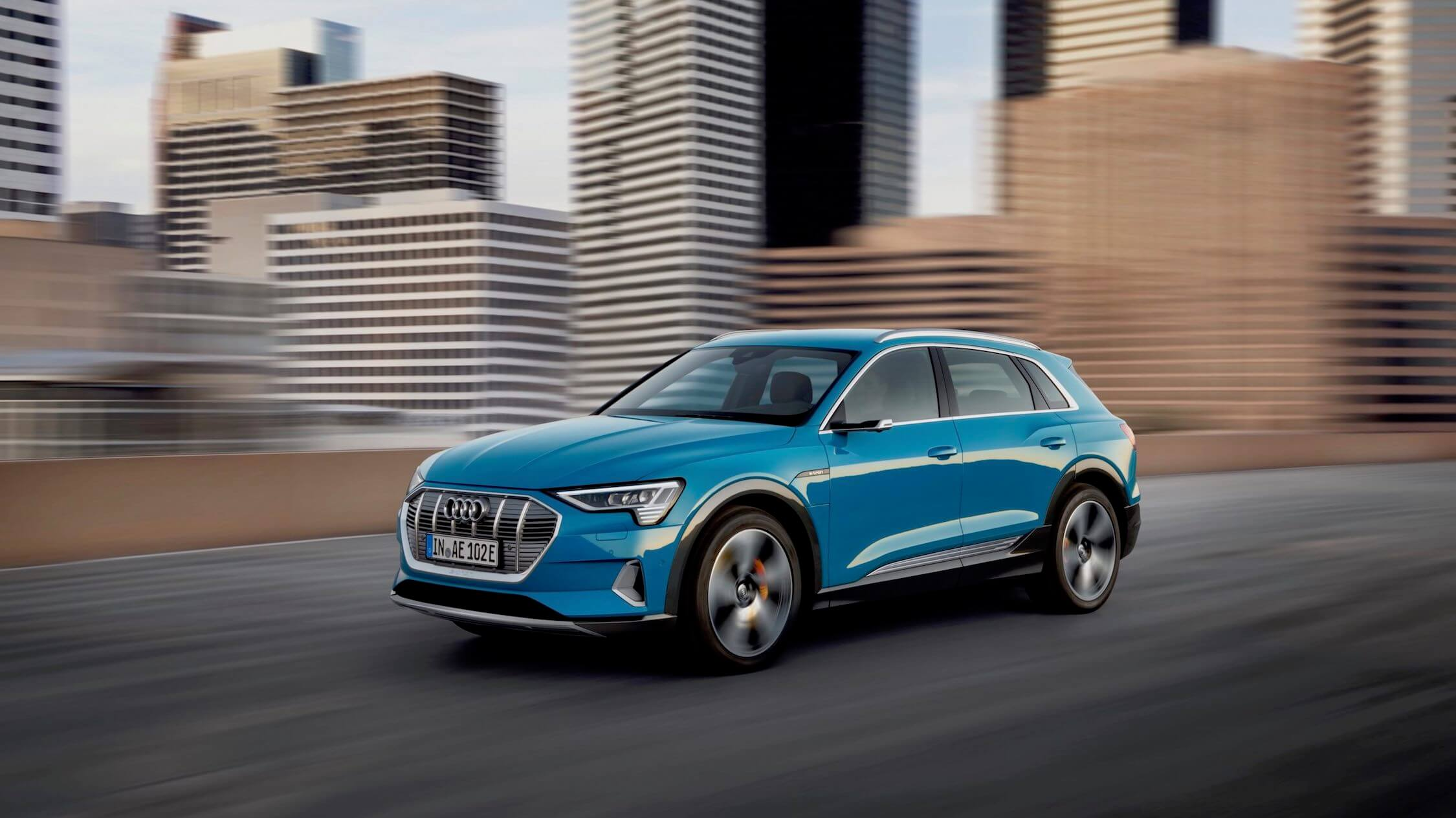 Audi-e-tron-electric-car