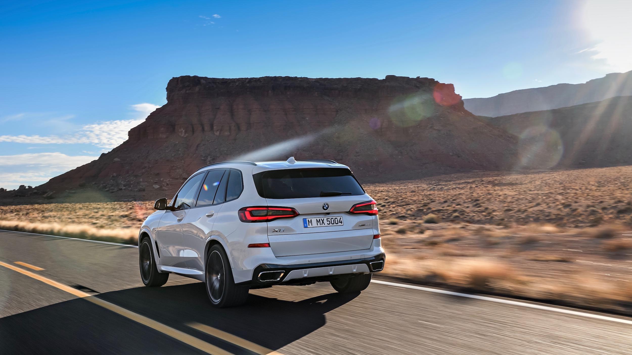 BMW X5 hybride 2019 2