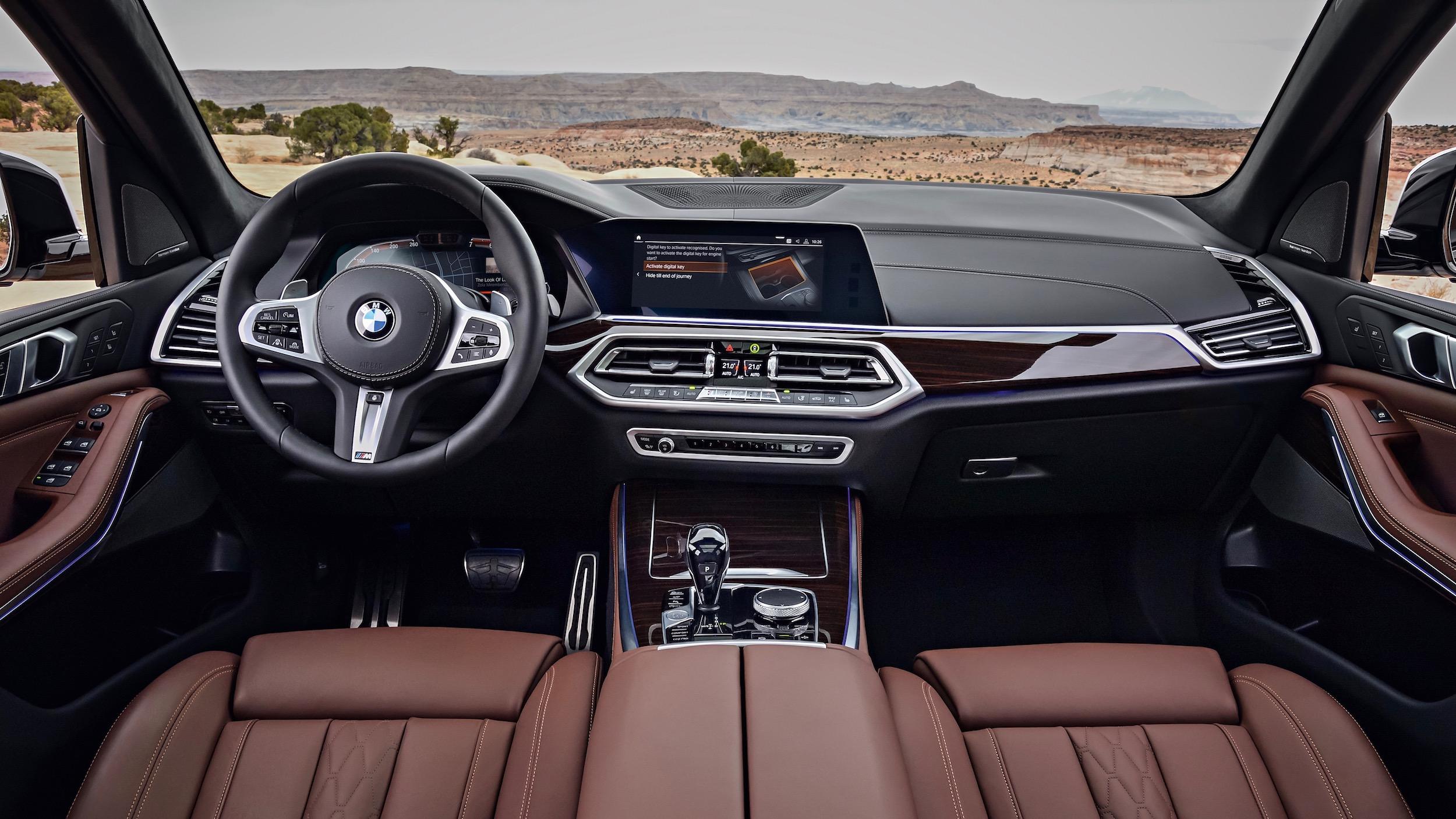 BMW X5 hybride 2019 4