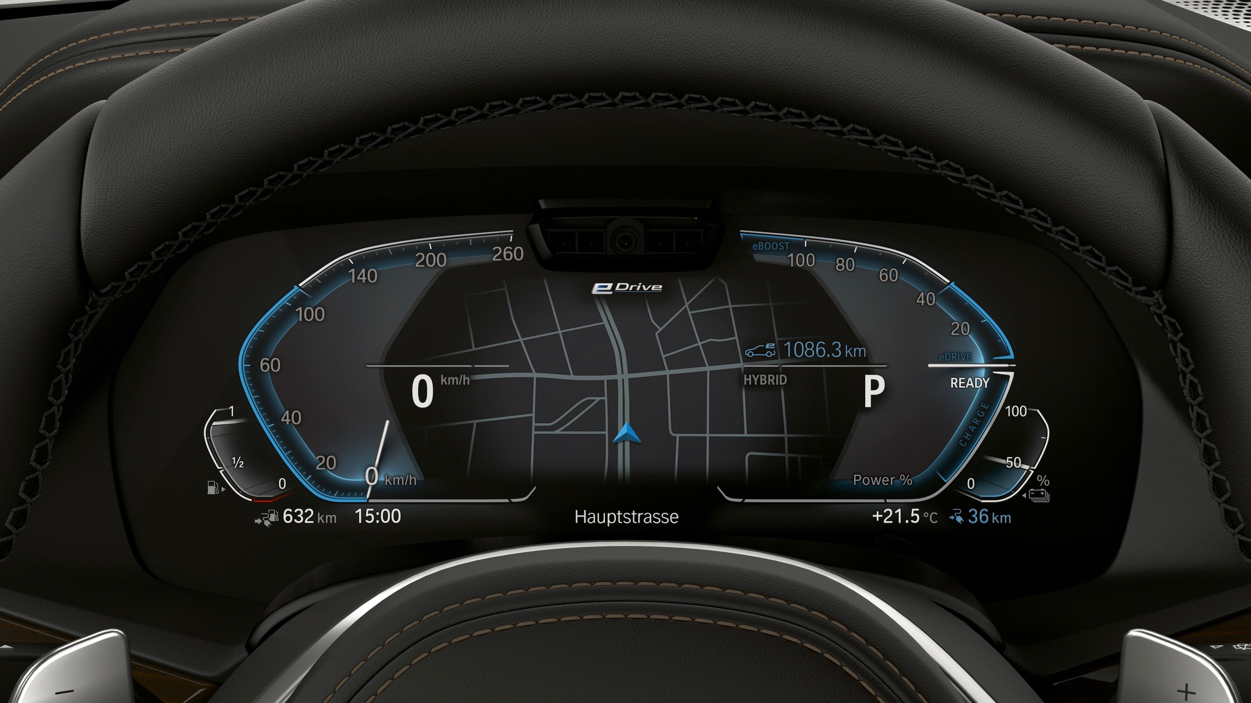 BMW X5 hybride 2019 7