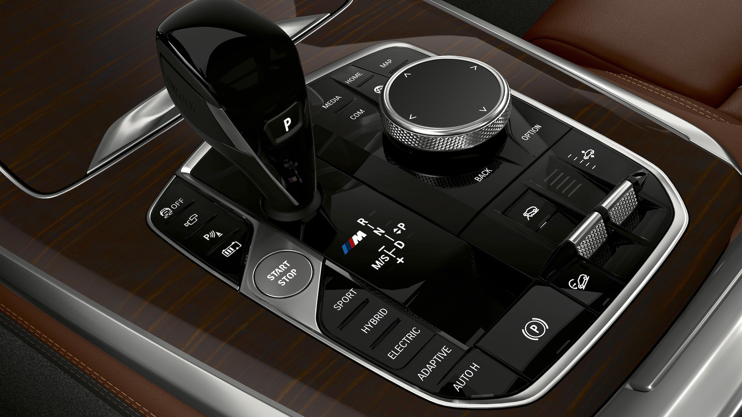 BMW X5 hybride 2019 8