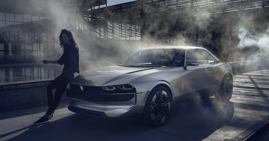 Elektrische Wagens Autosalon Parijs 2018