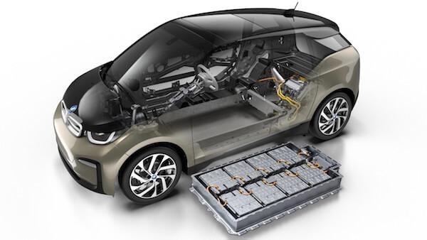 BMW i3 oude batterij vervangen