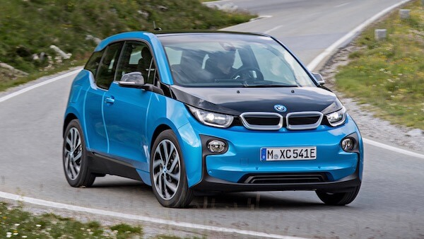 tweedehands BMW i3 occasie