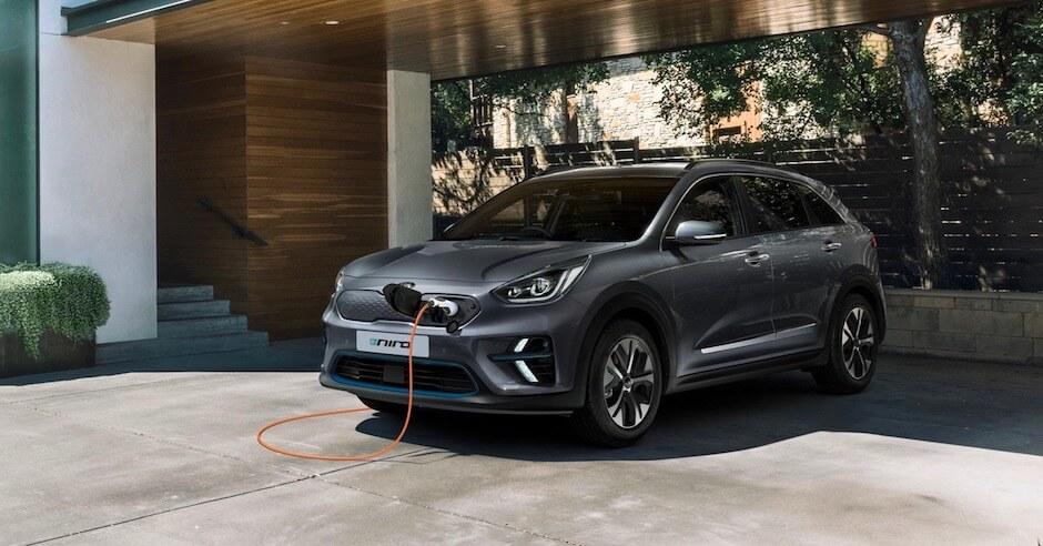 elektrische Kia Niro 2019