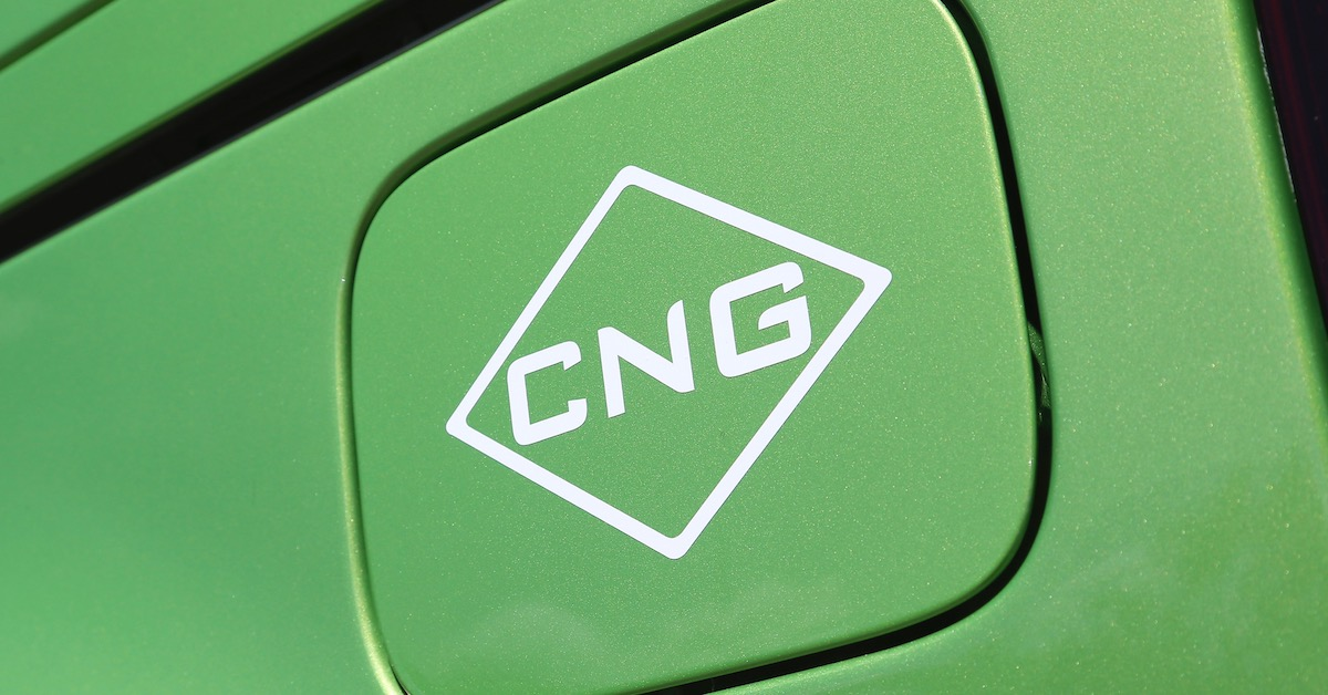 Tankklep cng wagens