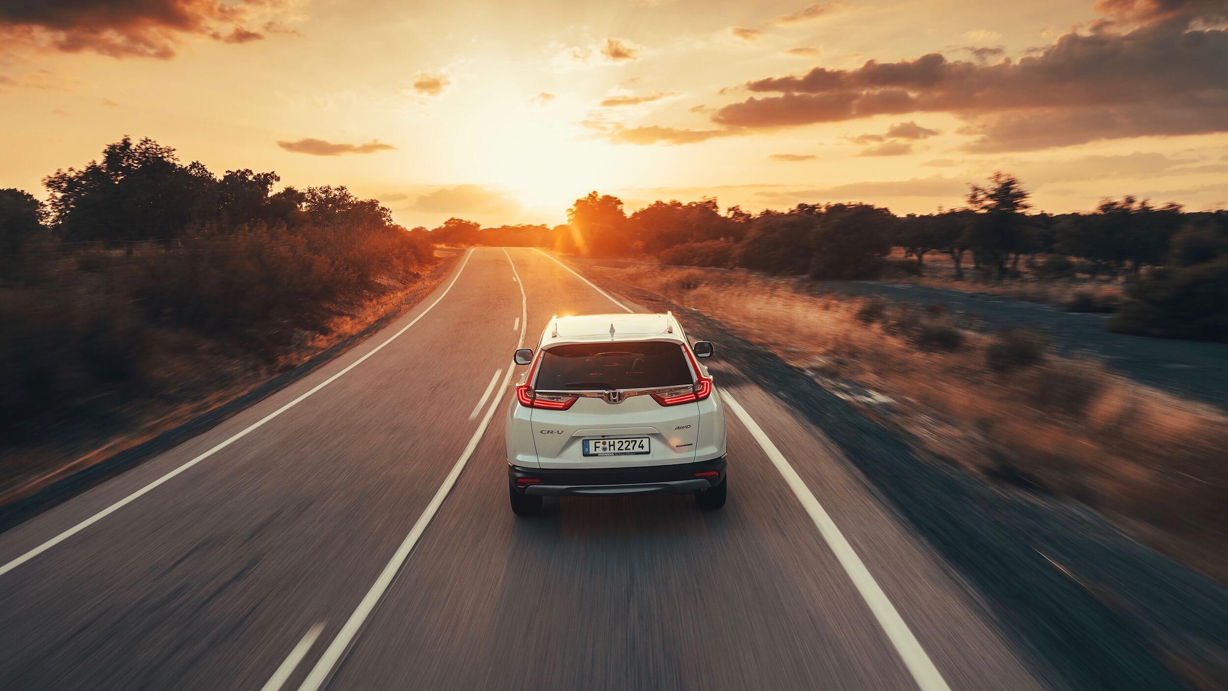 2019 Honda CR-V achterkant