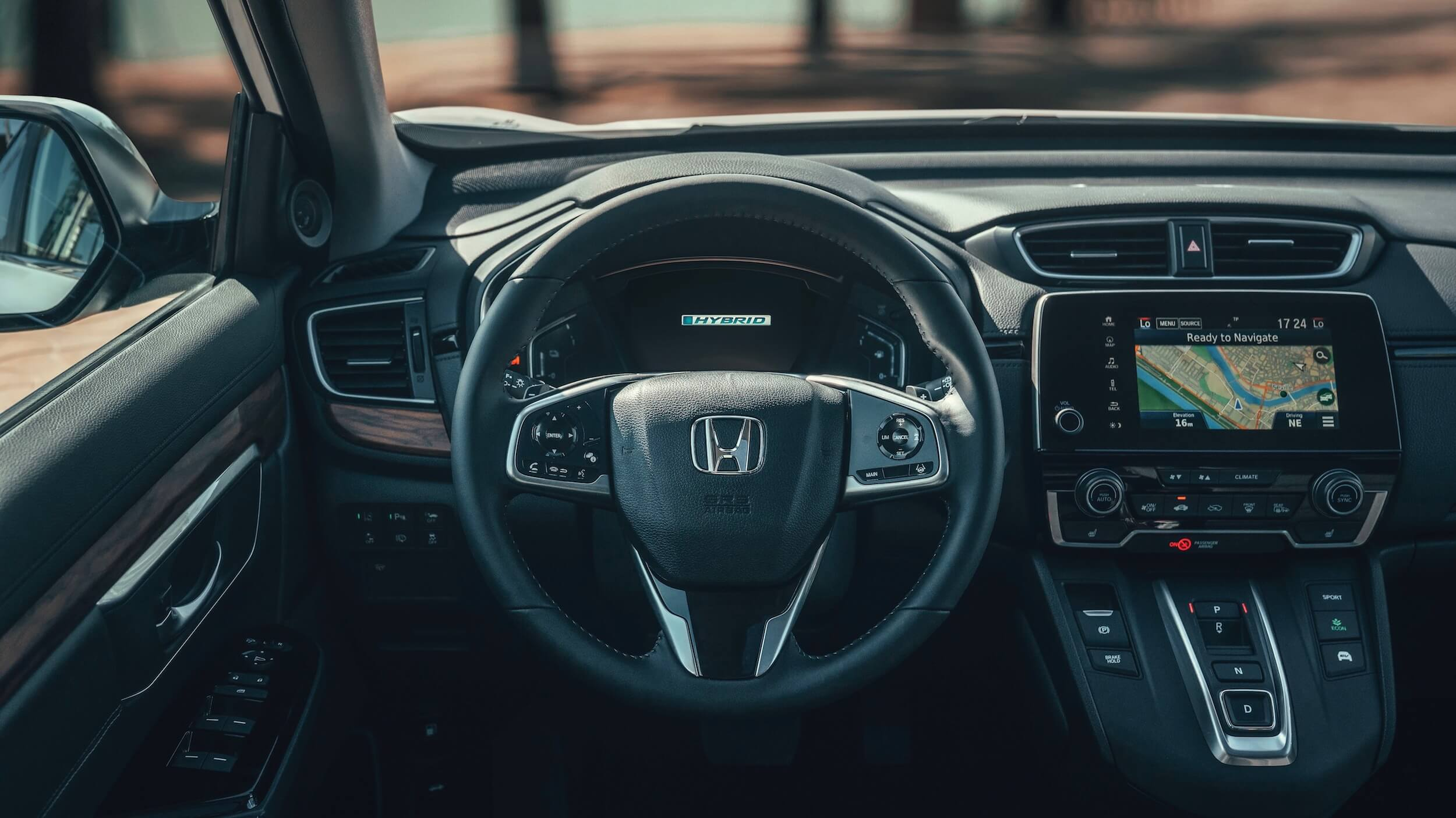2019 Honda CR-V interieur