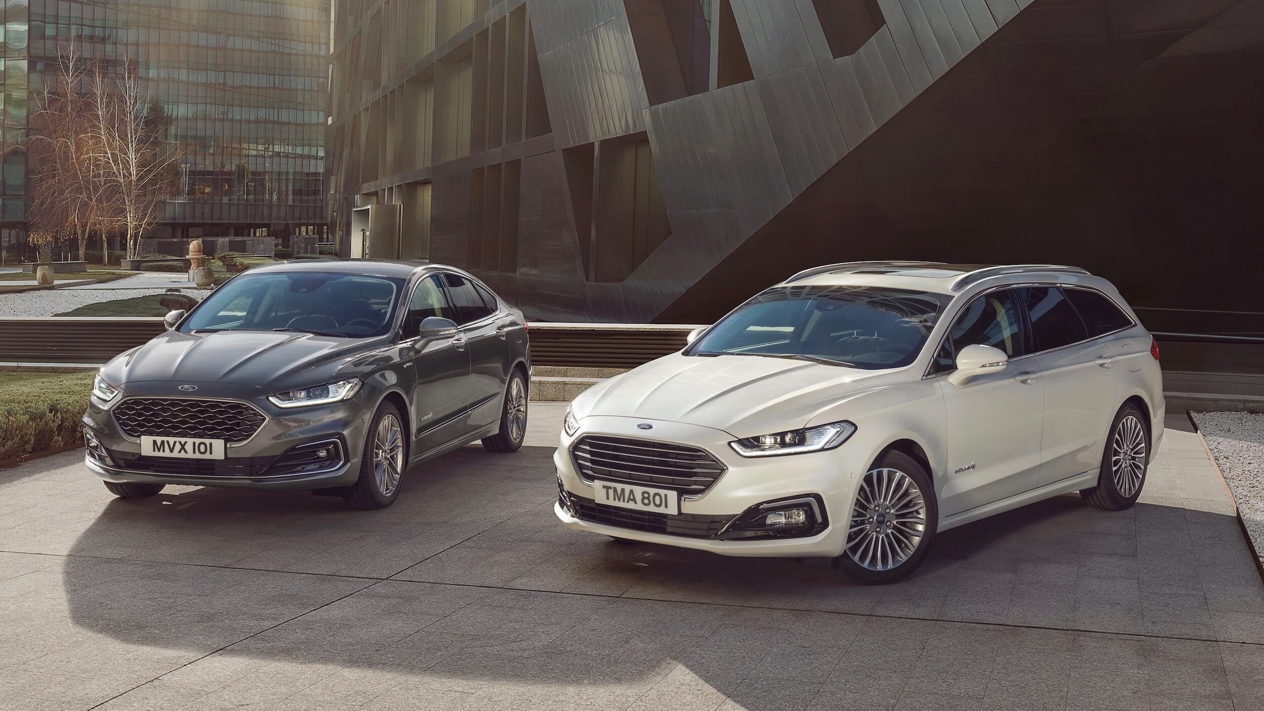 Ford Mondeo Clipper hybride 2019