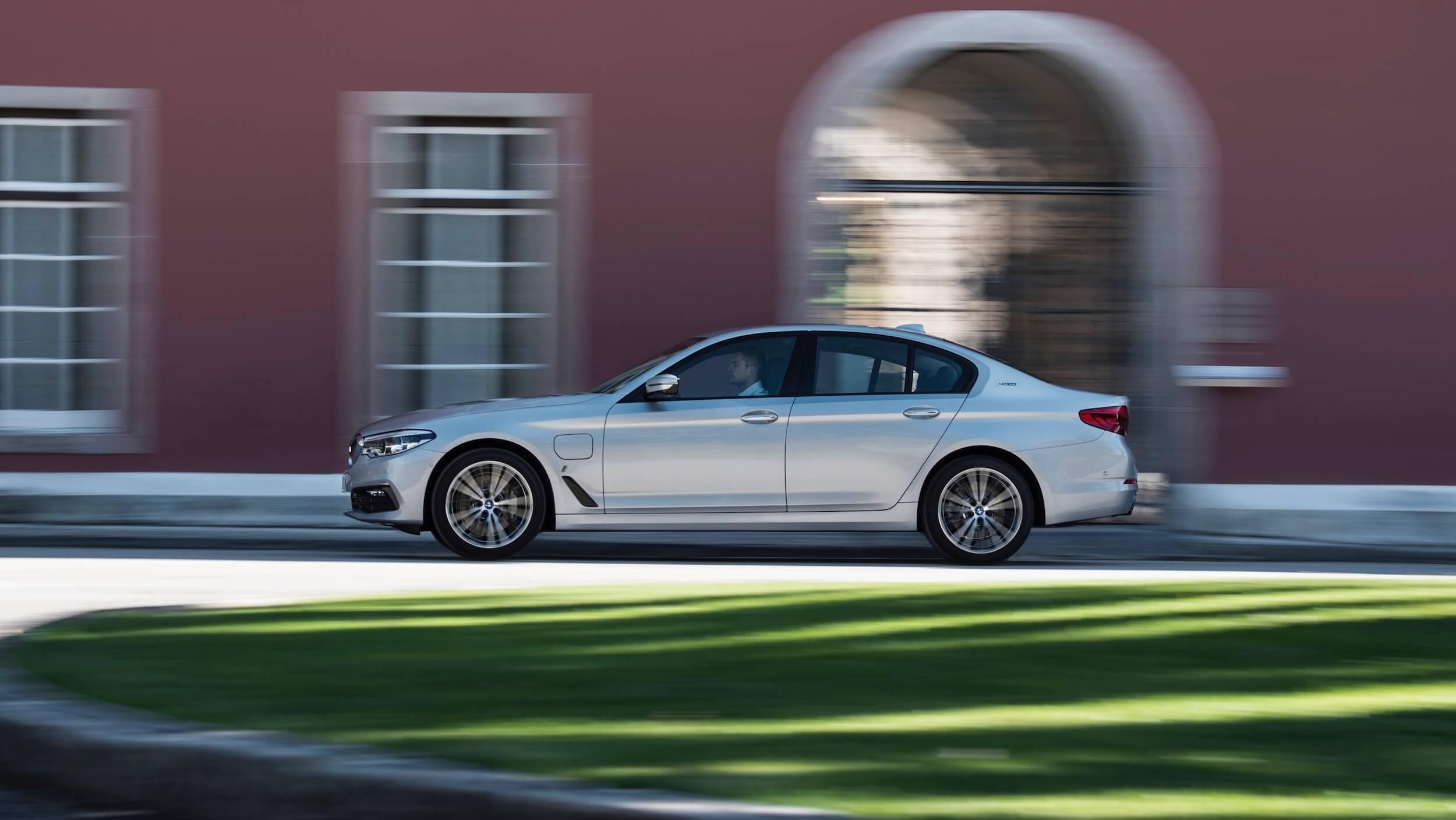 Hybride BMW 530e