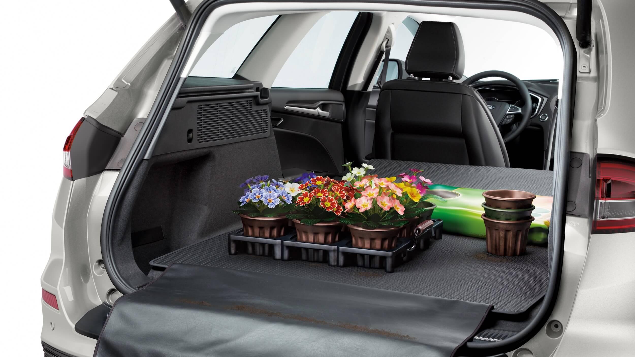 Hybride Ford Mondeo koffer