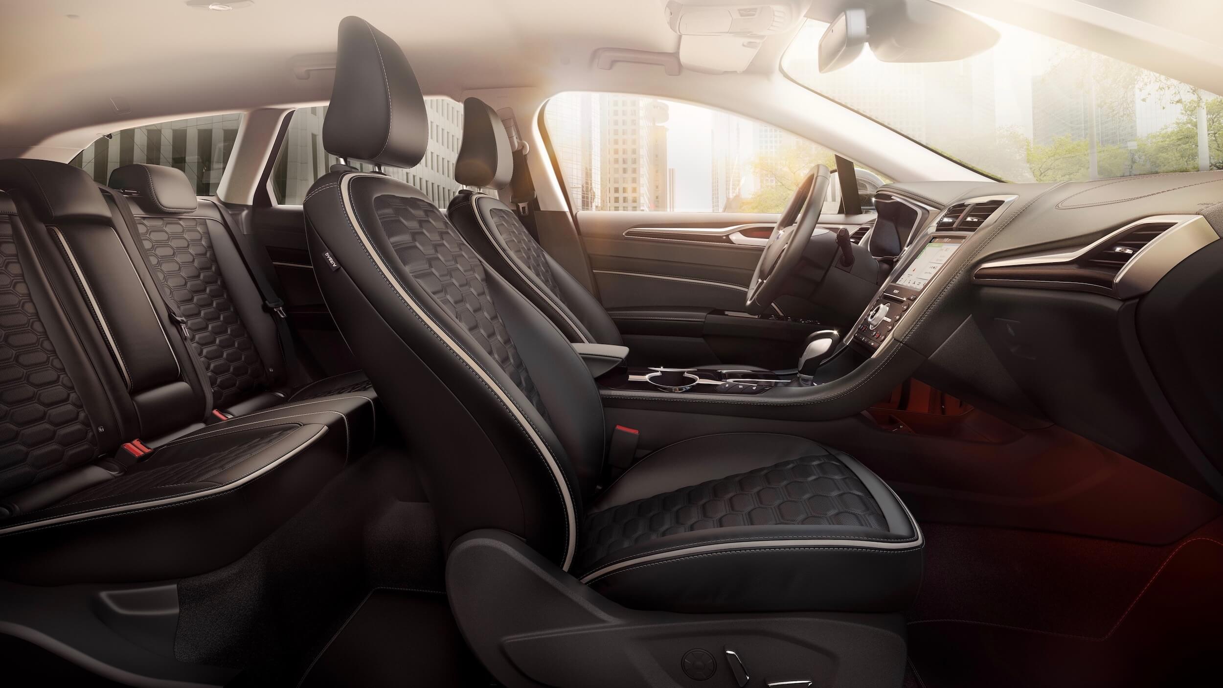 Hybride Ford Mondeo zetels