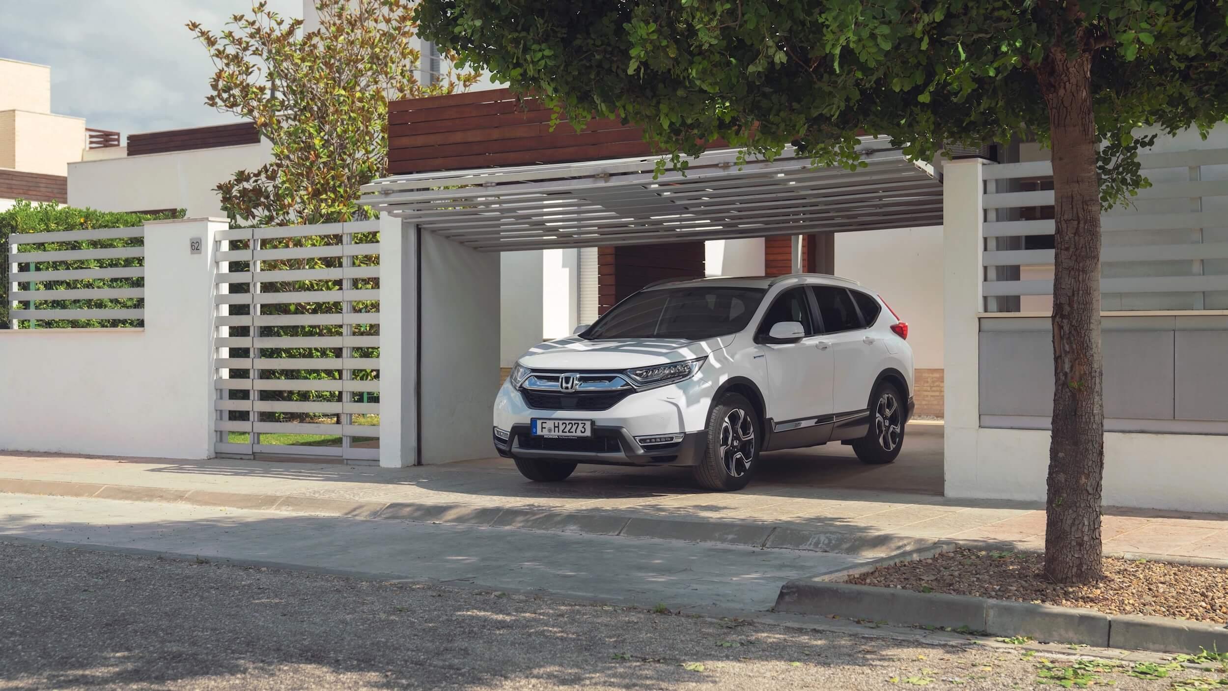 Hybride Honda CR-V 2019