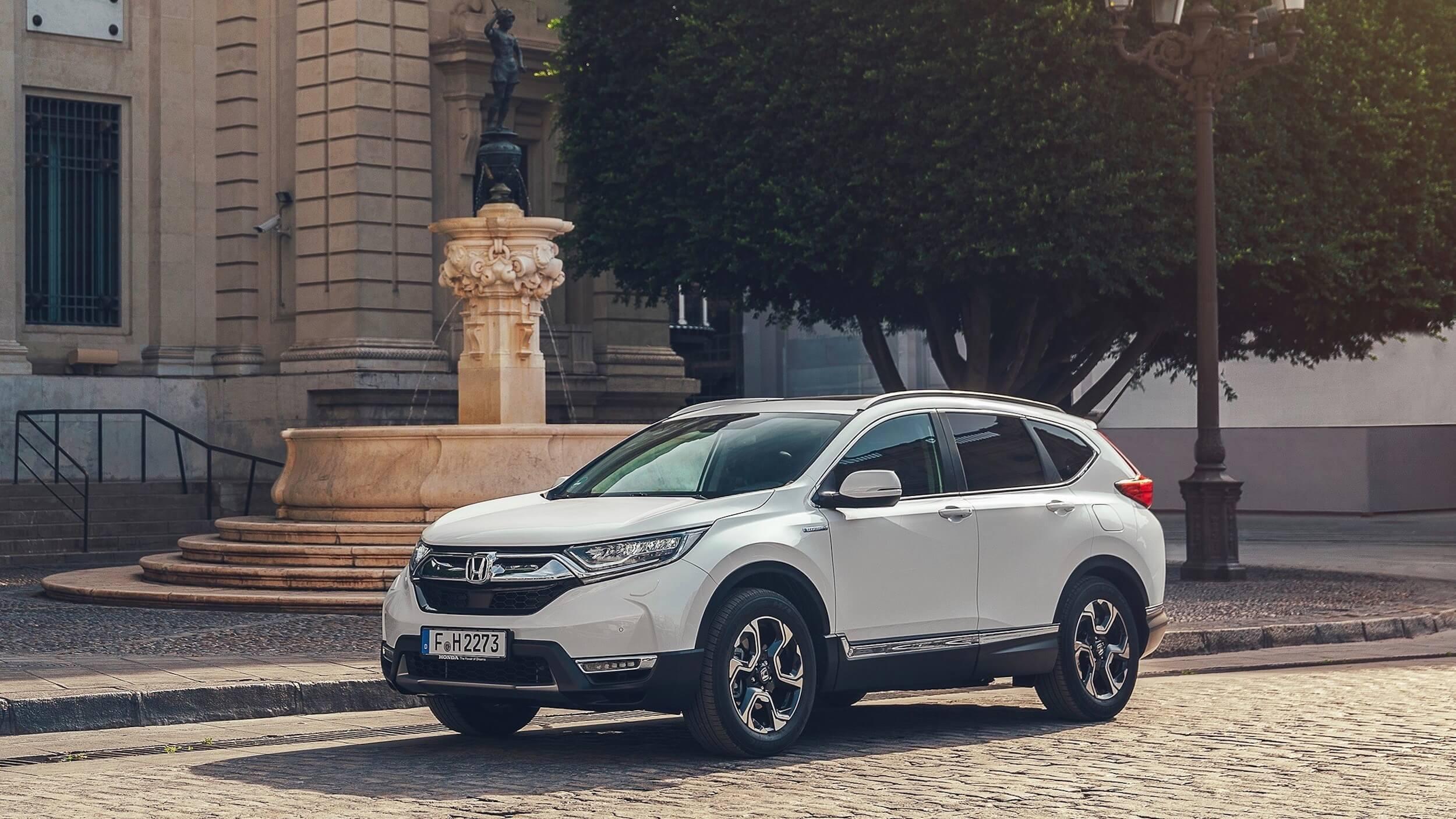 Hybride Honda suv