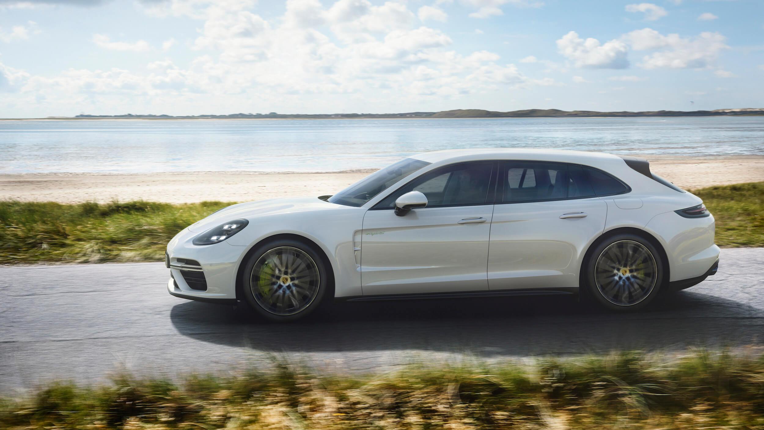 Hybride Porsche Panamera