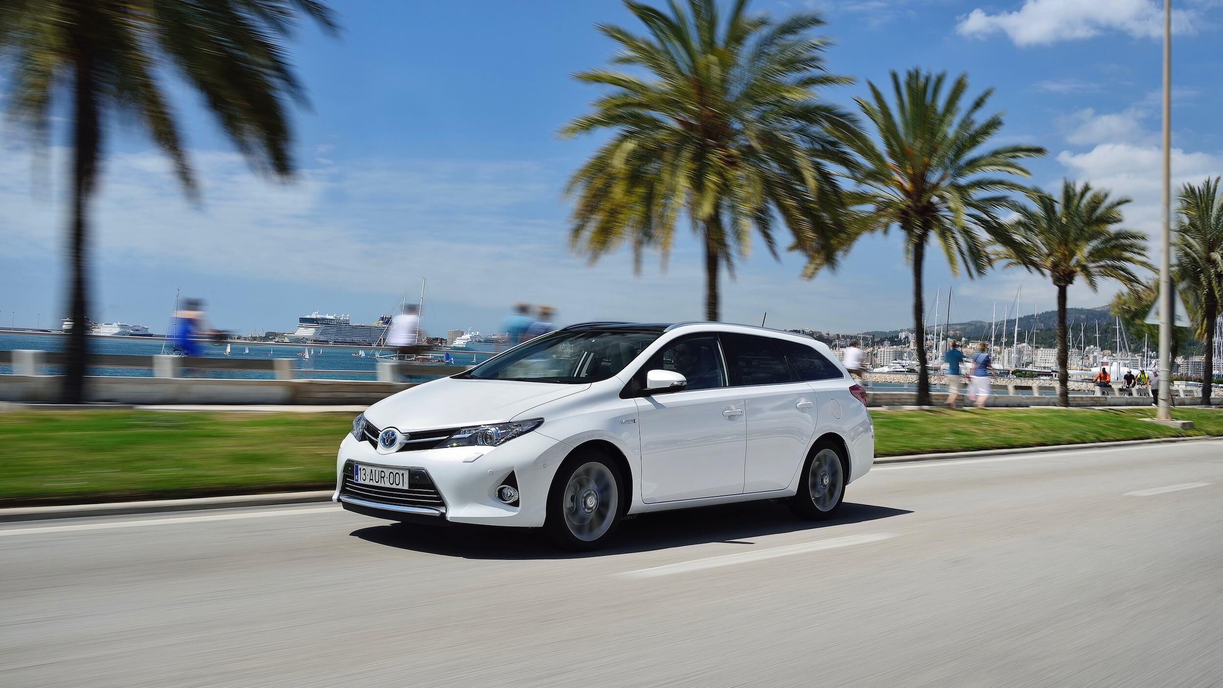 Hybride Toyota Auris