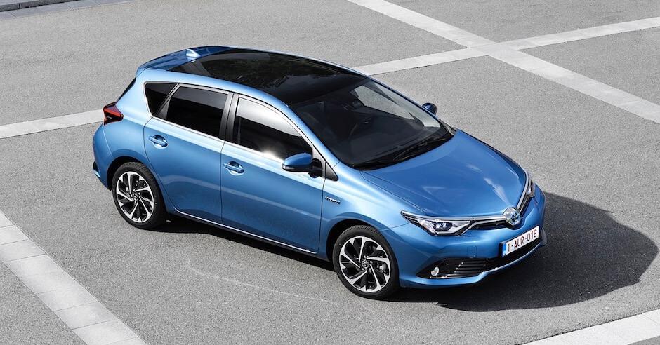 Toyota Auris hybride hatchback