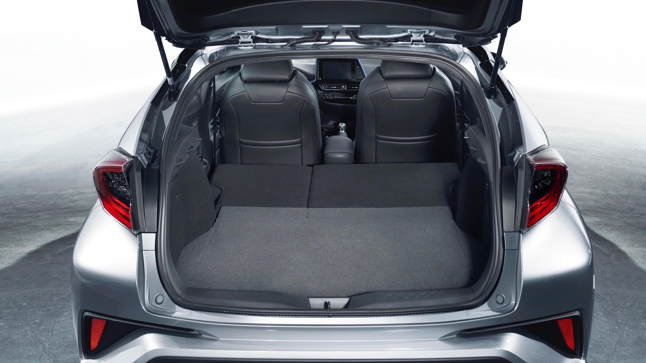 Toyota C-HR koffer