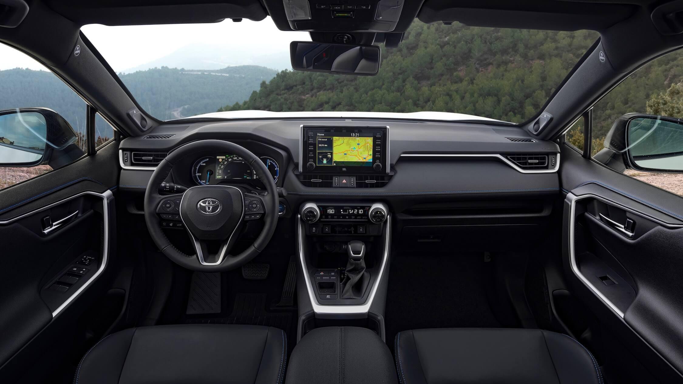 2019 Toyota RAV4 interieur