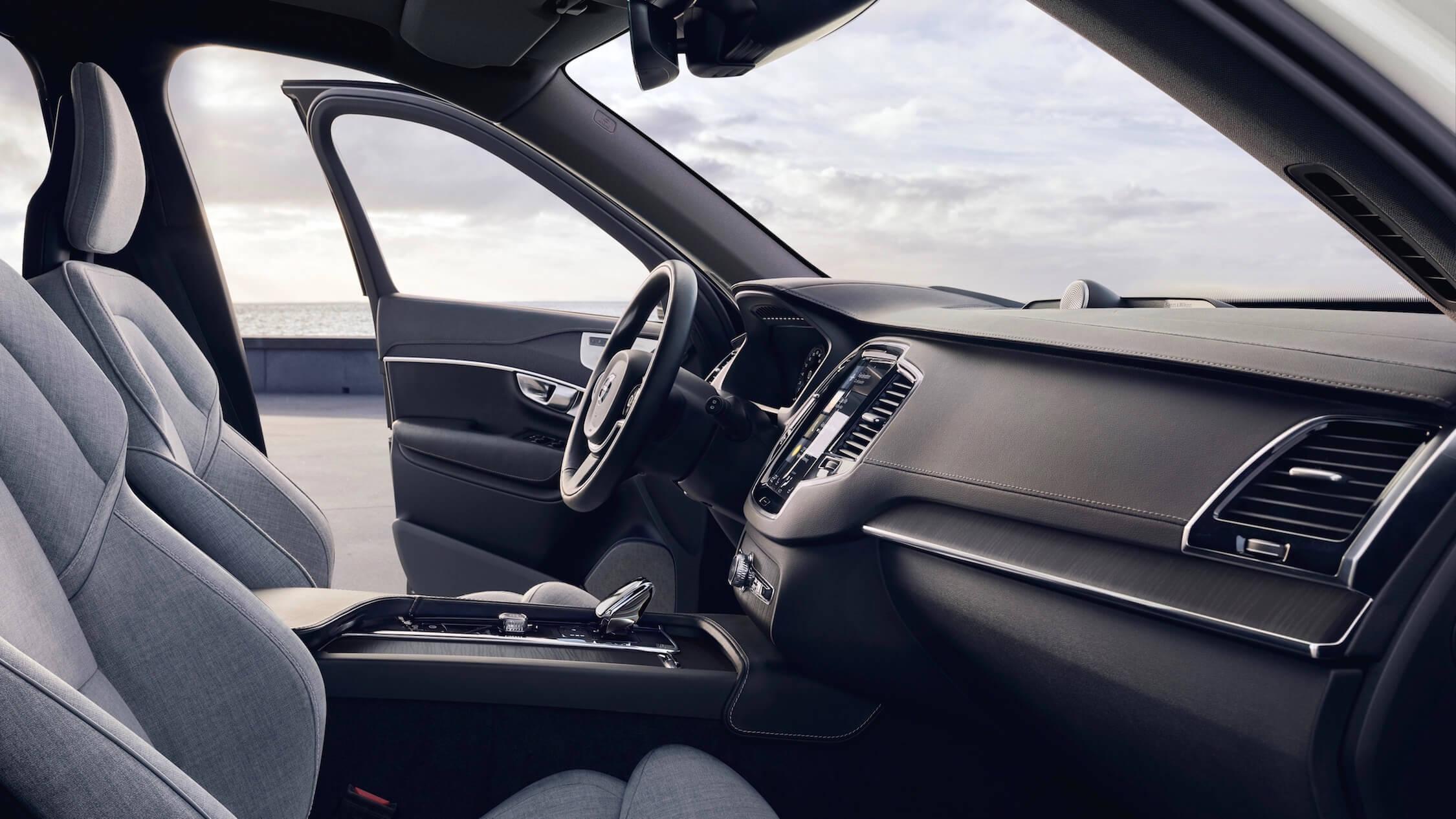 2019 Volvo XC90 interieur
