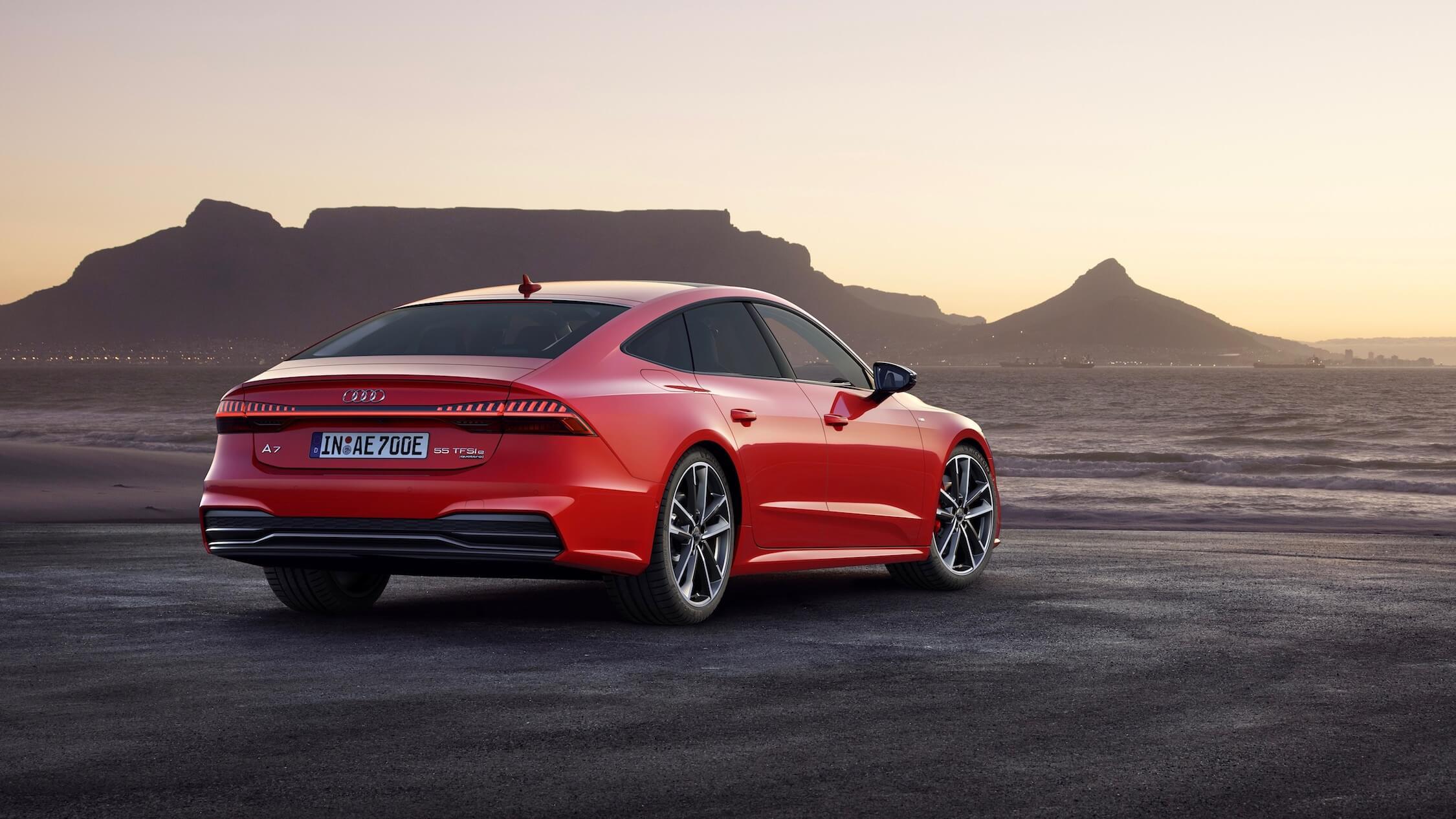Audi A7 hybride