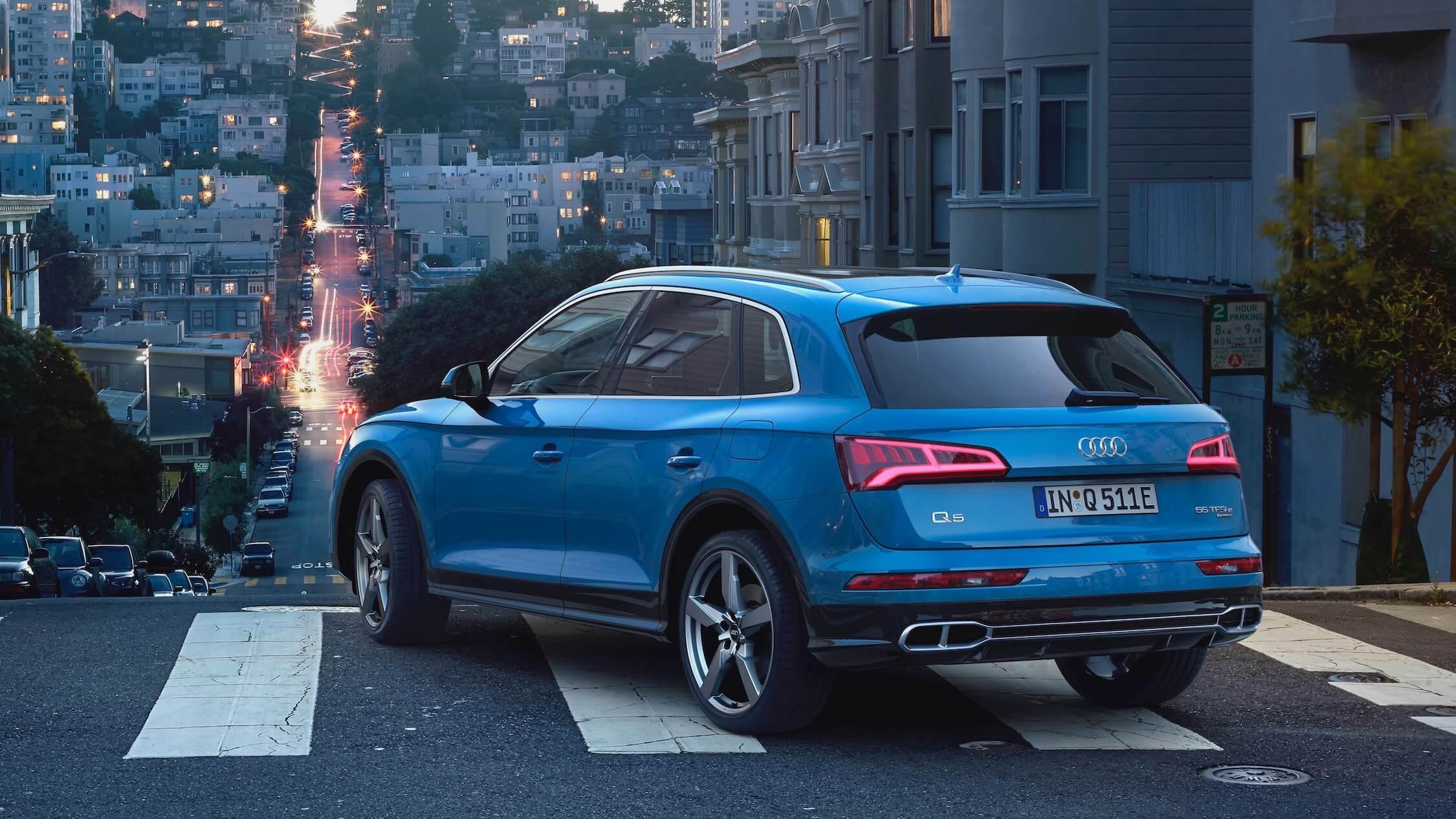 Audi Q5 plug-in hybride