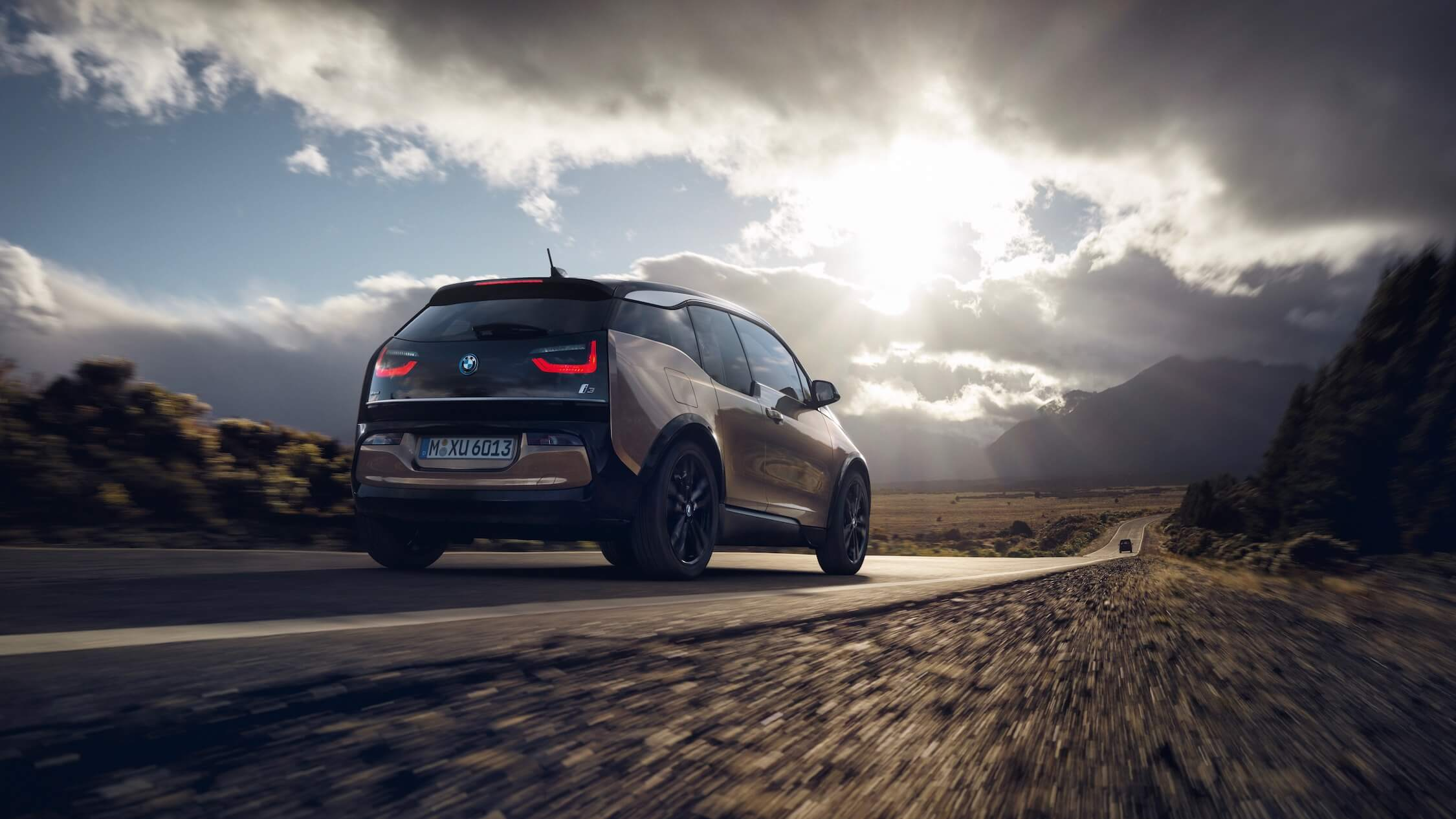 BMW i3 elektrische auto